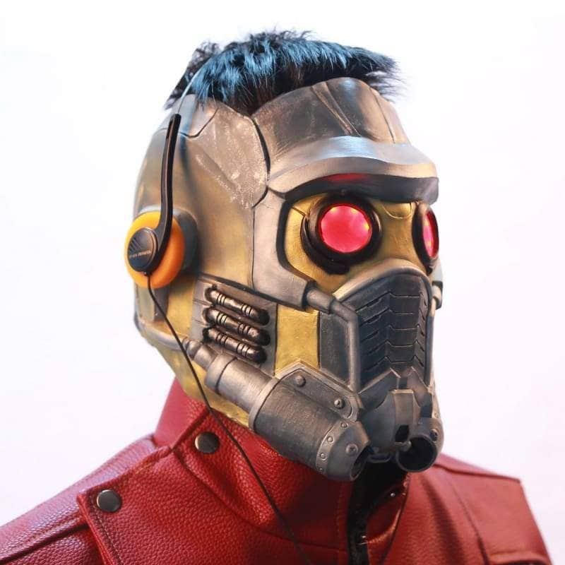 Xcoser Guardians Of The Galaxy Star Lord Earphone Cosplay Props - 3