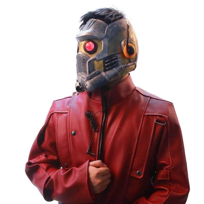 Xcoser Guardians Of The Galaxy Star Lord Earphone Cosplay Props - 2
