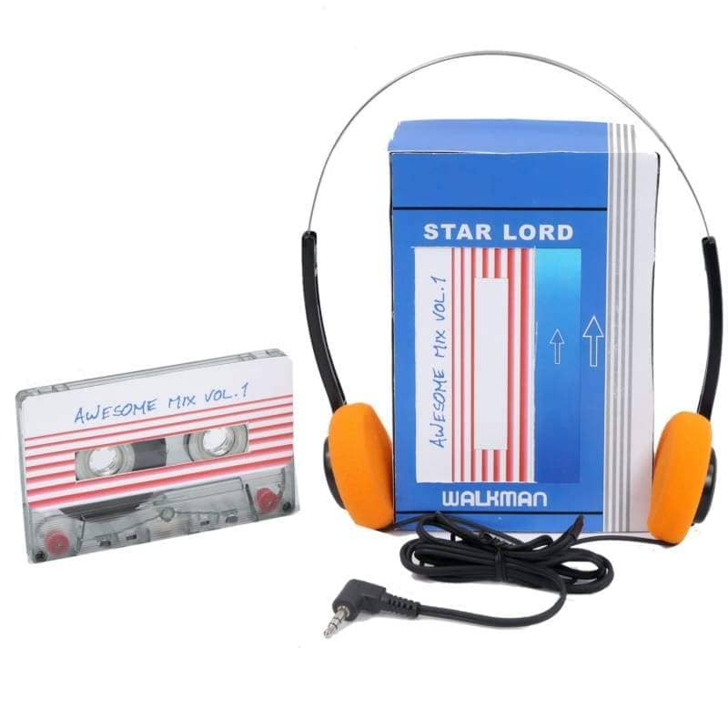 Xcoser Guardians Of The Galaxy Star Lord Earphone Cosplay Props - 1