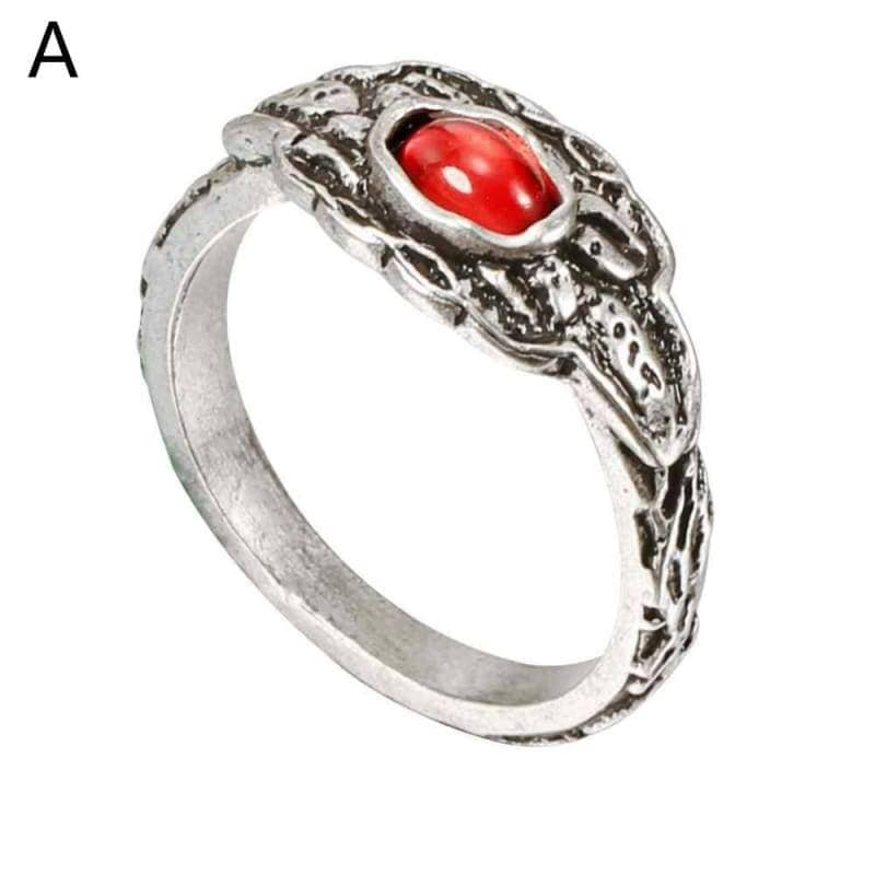 XCOSER Halloween Cosplay Dark Souls 3 Game Cosplay Ring JewelryStyle A- Xcoser International Costume Ltd.