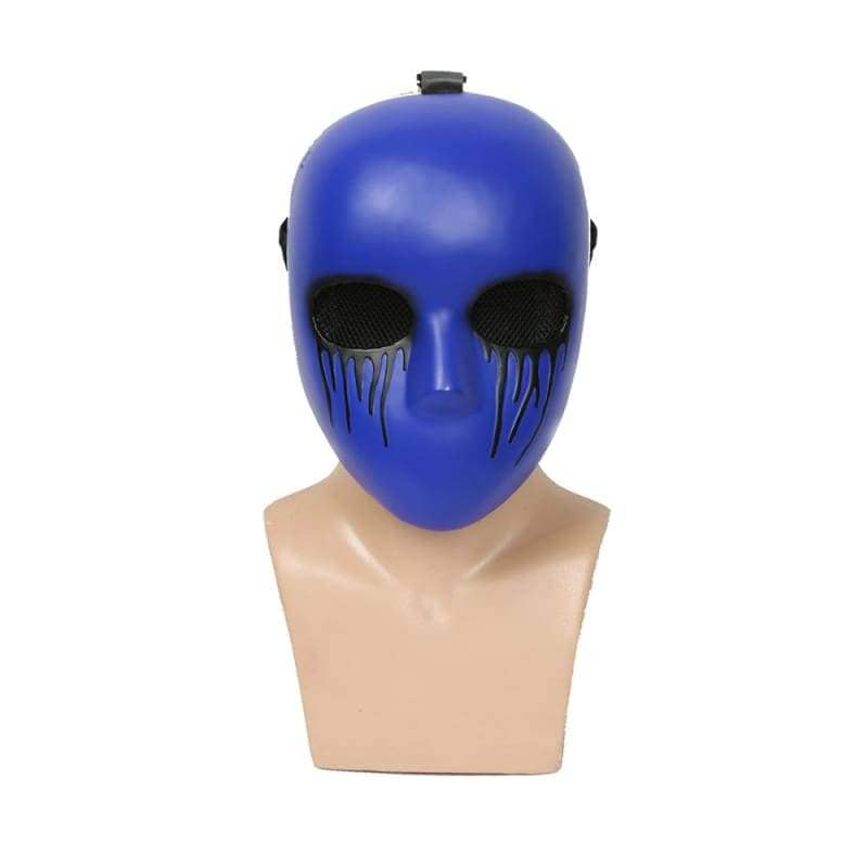 Xcoser Halloween Eyeless Jack Dark Purple Cosplay Mask MaskBlue- Xcoser International Costume Ltd.