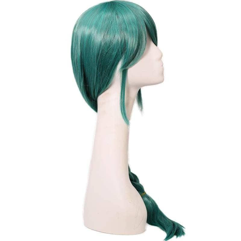 Xcoser Hatsune Miku Wig Vocaloid Cosplay Costume Accessories Pre-Styled Hair Halloween - Wigs 4