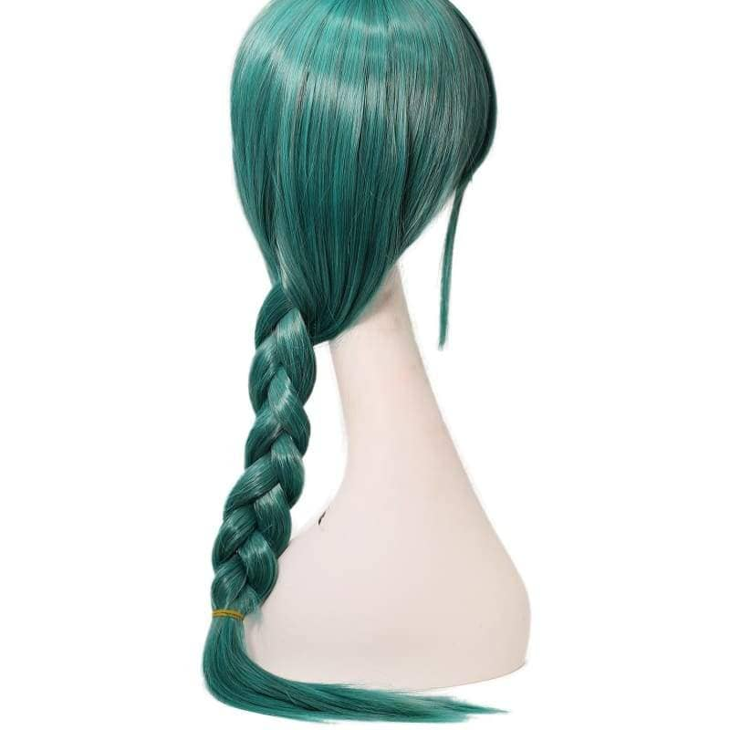 Xcoser Hatsune Miku Wig Vocaloid Cosplay Costume Accessories Pre-Styled Hair Halloween - Wigs 3