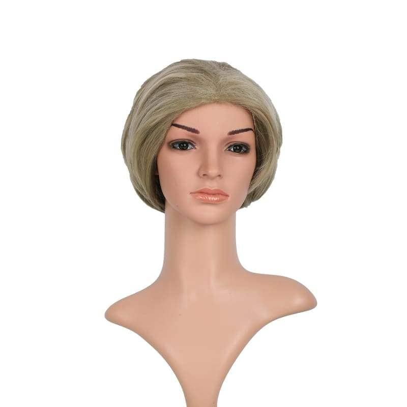 Xcoser Hillary Costume Wig Womens Short Bob Hair Accessory For Party - Wigs 1