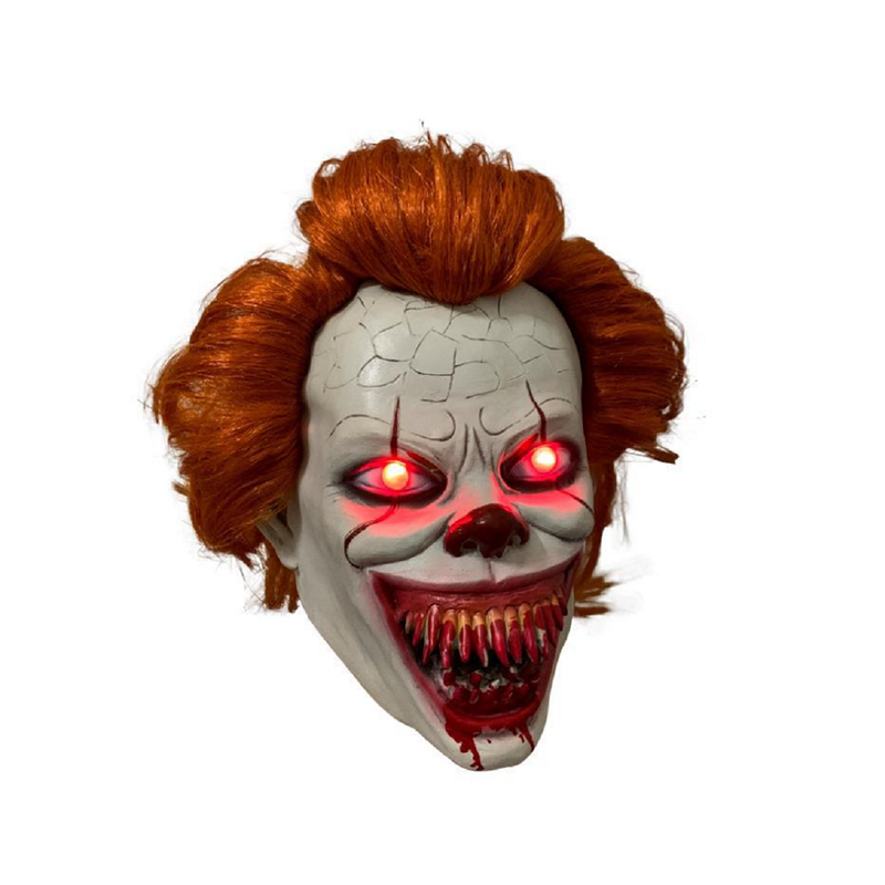 Xcoser It Chapter Two Pennywise The Dancing Clown Cosplay Mask With Led - 2