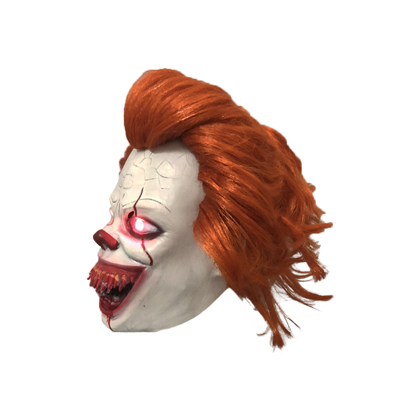Xcoser It Chapter Two Pennywise The Dancing Clown Cosplay Mask With Led - 3