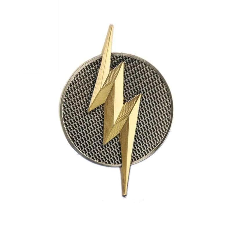 Xcoser Justice League Alloy Badges Superhero Cosplay Accessories - Type E - Jewelry 1
