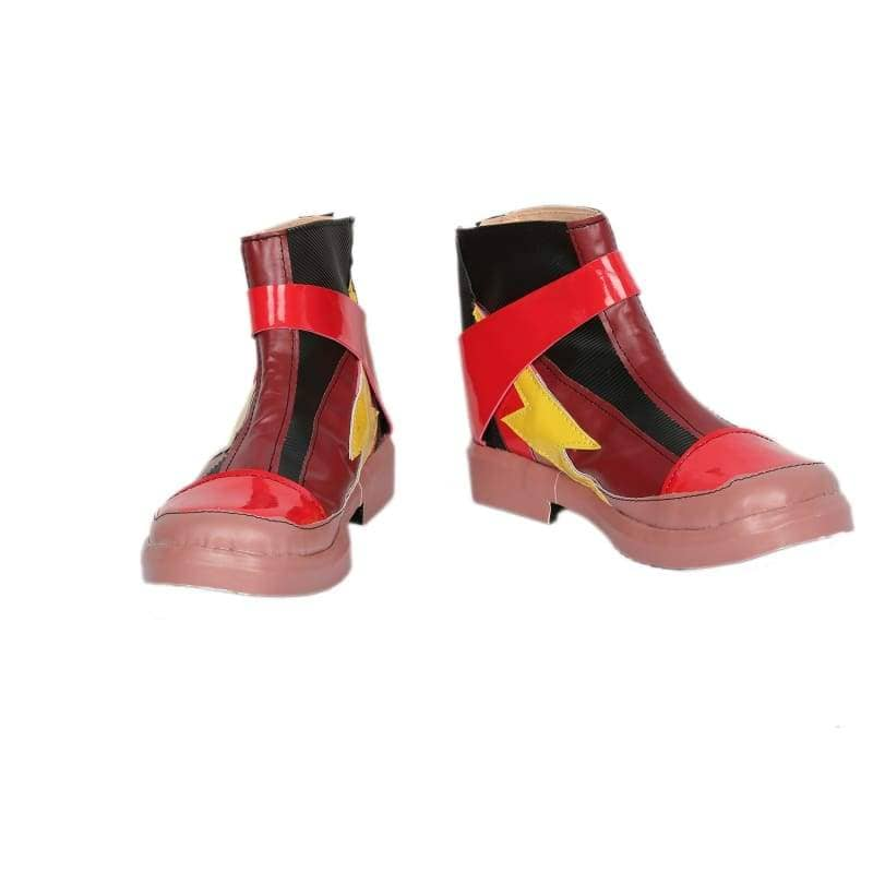 Xcoser Justice League The Flash Cosplay Boots - 2