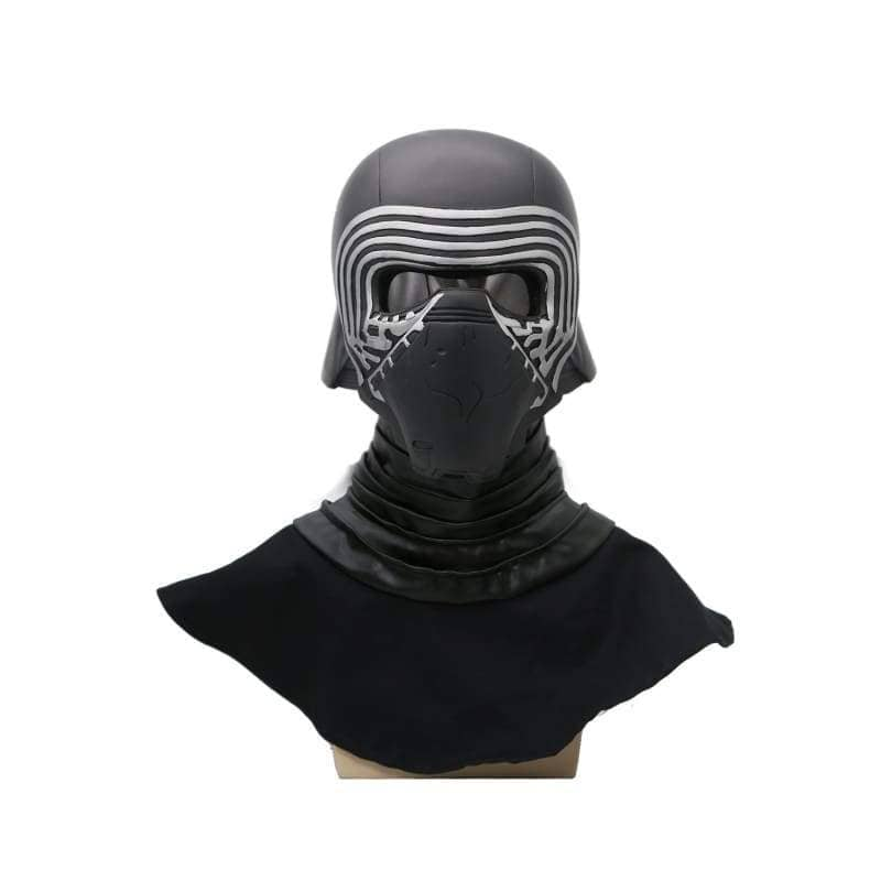 Xcoser Kylo Ren Neck Seal Scarf Star Wars The Force Awakens Costume Cosplay Accessory - S (Perimeter 46Cm) - Props 2
