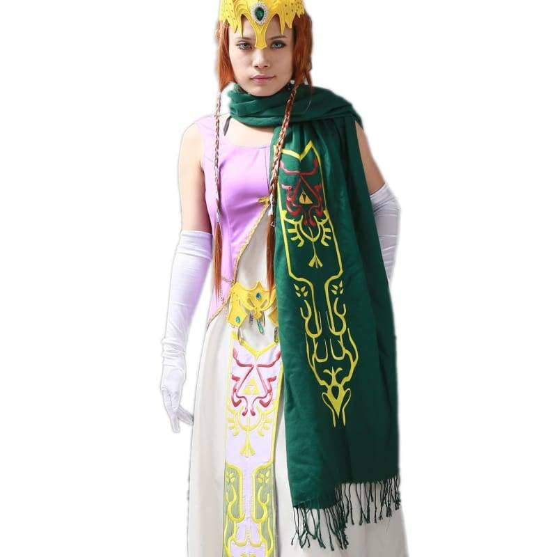 Xcoser New Arrival Zelda Scarf The Legend Of Cosplay - Props 3