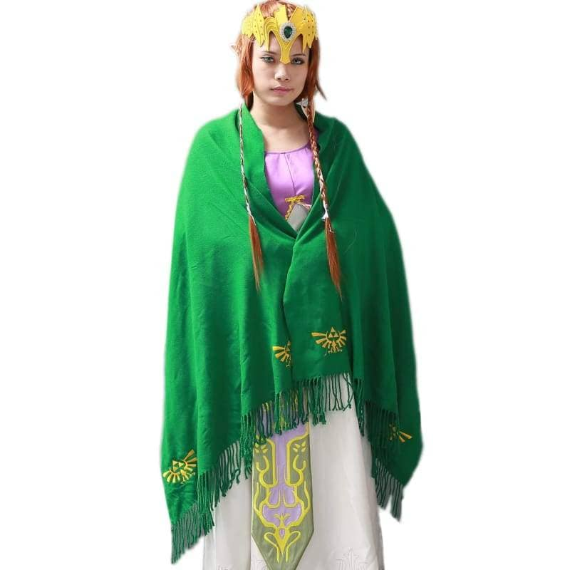 Xcoser New Arrival Zelda Scarf The Legend Of Cosplay - Props 1