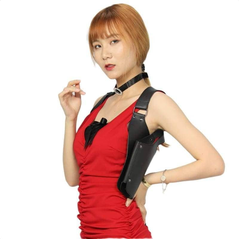 Xcoser Resident Evil 2 Re Ada Wong Holster Cosplay Prop - Props