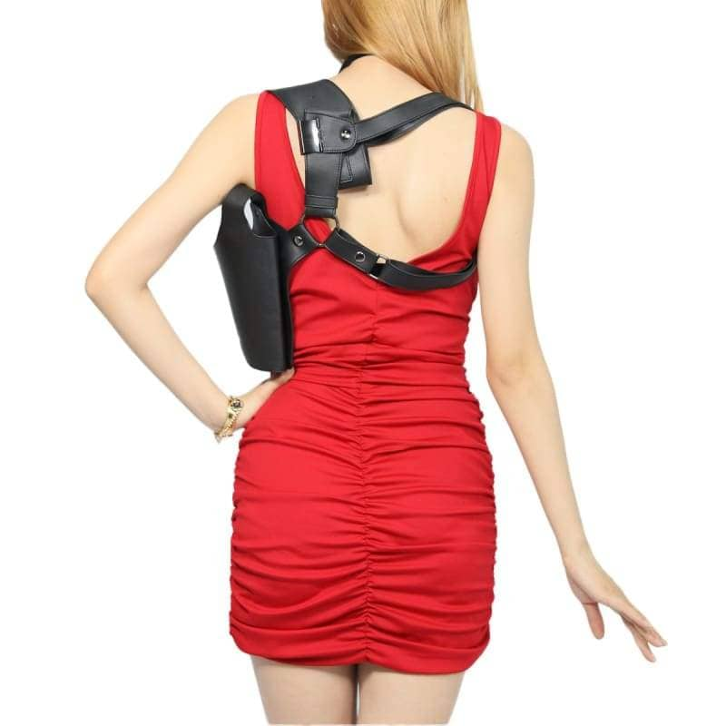 Xcoser Resident Evil 2 Re Ada Wong Holster Cosplay Prop - Props 3
