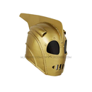 Xcoser Rocketeer Helmet Mask Props For Adult Halloween Cosplay Resin - 3