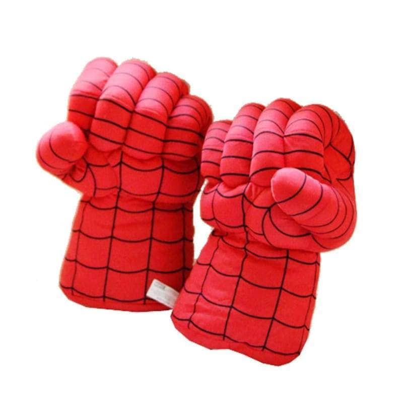 Xcoser Spiderman Boxing Gloves Cosplay Props - 5