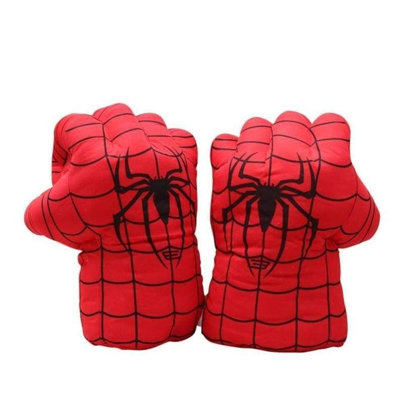 Xcoser Spiderman Boxing Gloves Cosplay Props - 6