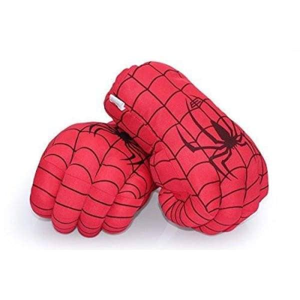 Xcoser Spiderman Boxing Gloves Cosplay Props - 8