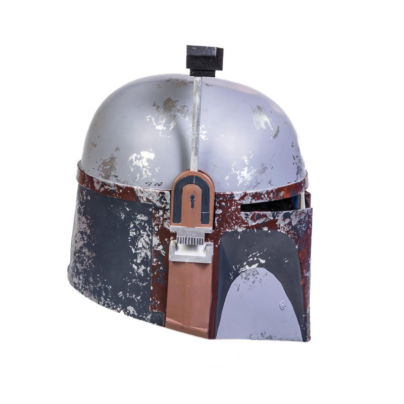 Xcoser Star Wars Boba Fett Mandalorian Bounty Hunter Cosplay Resin Helmet HelmetResin- Xcoser International Costume Ltd.