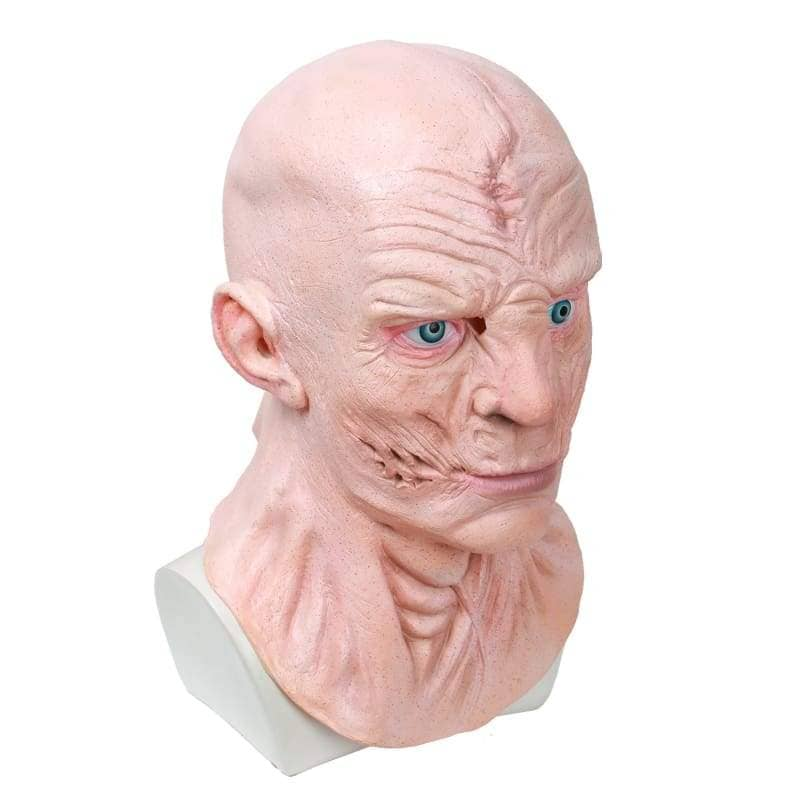 Xcoser Star Wars Episode Viii: The Last Jedi Cosplay Snoke Fullhead Mask - 4