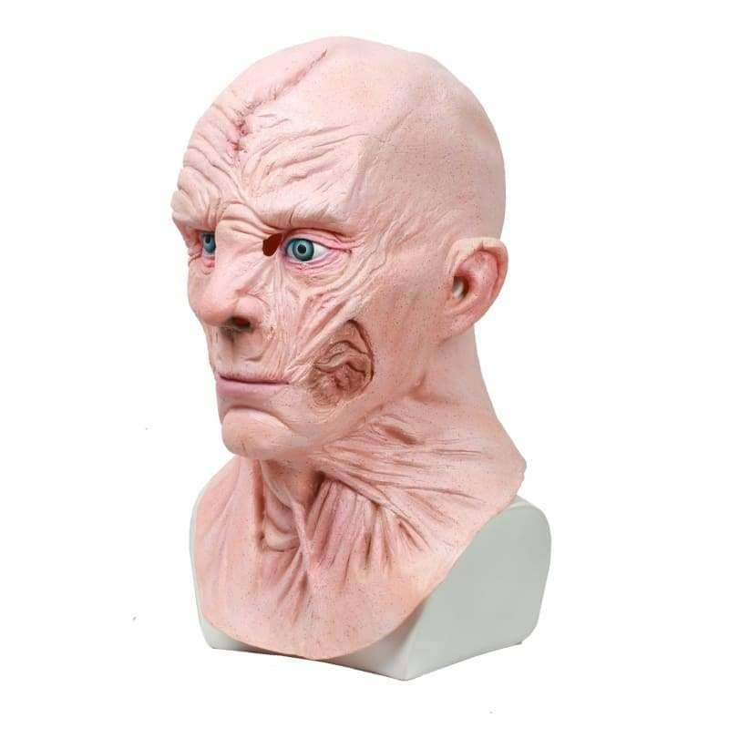 Xcoser Star Wars Episode Viii: The Last Jedi Cosplay Snoke Fullhead Mask - 3