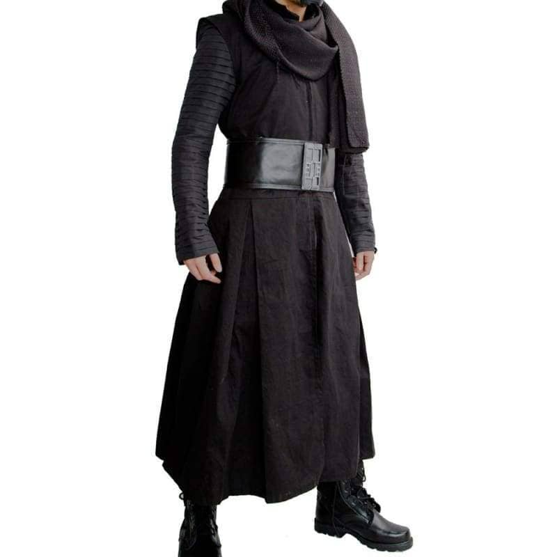 XCOSER Star Wars Kylo Ren Cosplay Midcoat CostumesS- Xcoser International Costume Ltd.