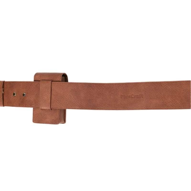 Xcoser Star Wars Luke Brown Pu Leather Belt Cosplay Accessories - Props 2