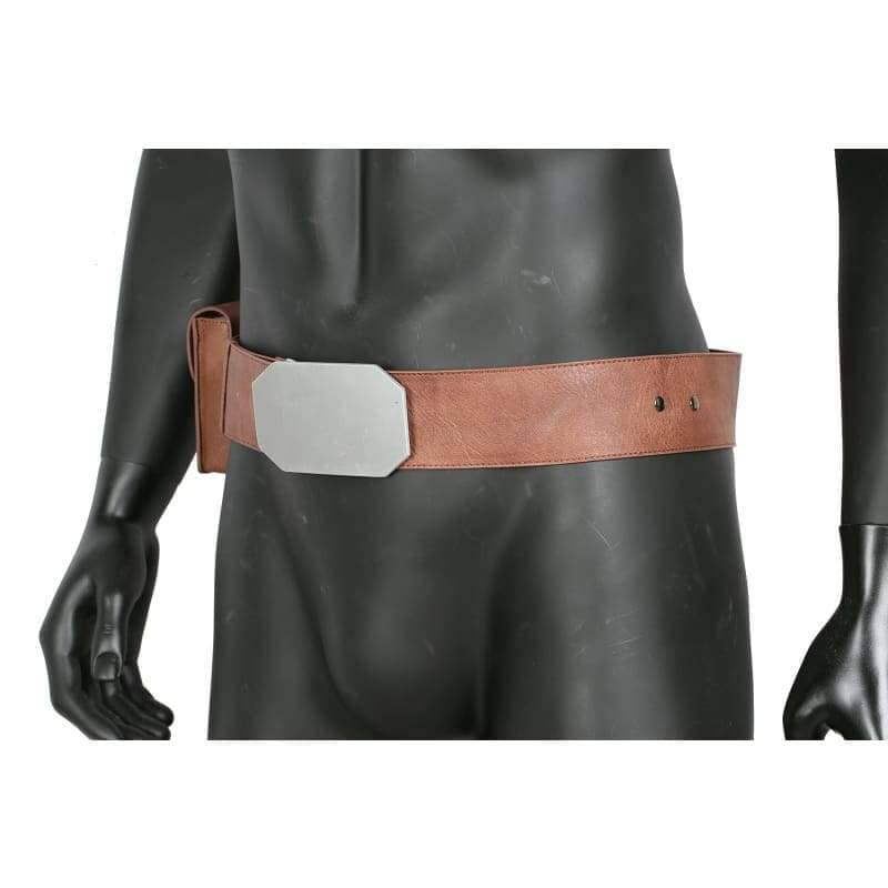 Xcoser Star Wars Luke Brown Pu Leather Belt Cosplay Accessories - Props 5