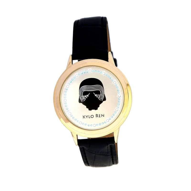 Xcoser Star Wars The Force Awakens Kylo Ren Logo Waterproof Watch, Props- Pro Cosplay Shop Customer Service in Xcoser - Costume - Helmets