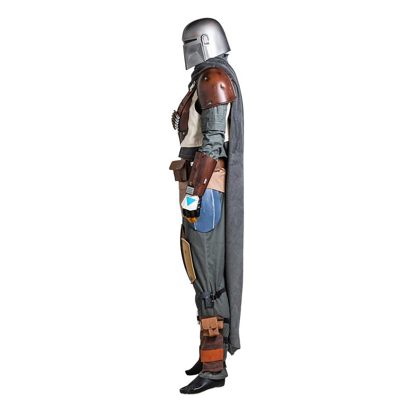 Xcoser Star Wars The Mandalorian Din Djarin Cosplay Armor Costume CostumesCostume Without Armors- Xcoser International Costume Ltd.