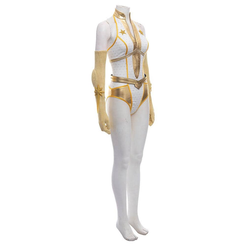 Xcoser The Boys Season 2 Starlight Annie Bodysuit Outfits Halloween Carnival Suit Cosplay Costume CostumeS (without shoes)- Xcoser International Costume Ltd.
