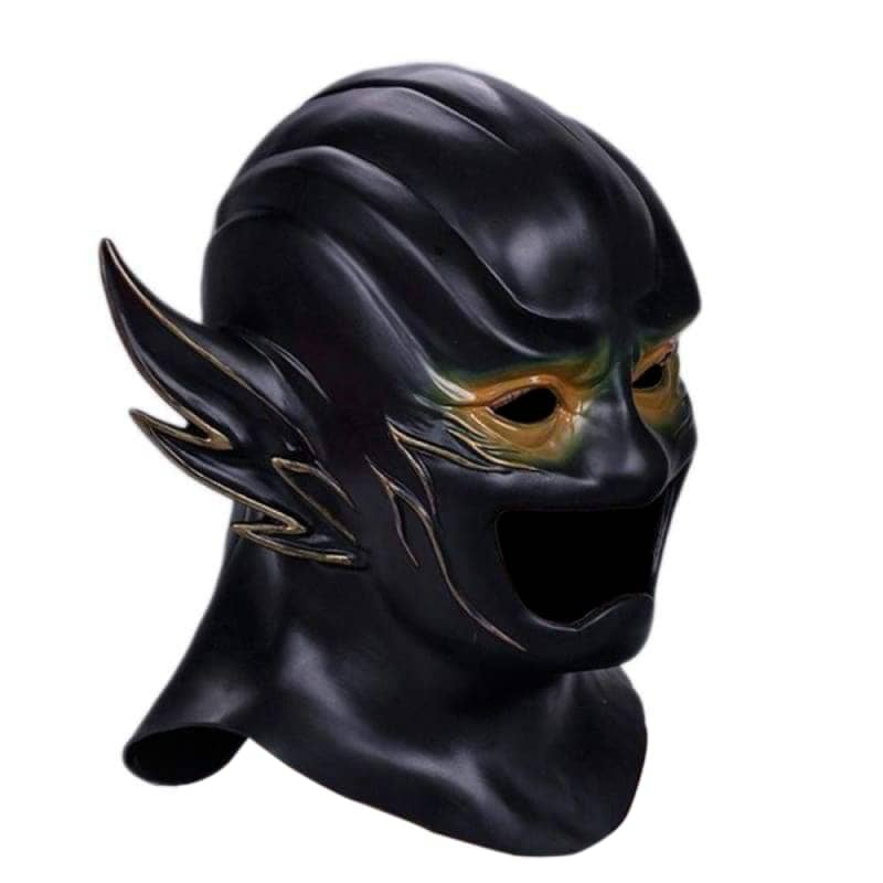 Xcoser The Flash Season 3 Rival PVC Mask for Halloween Mask- Xcoser International Costume Ltd.