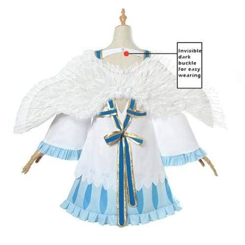 Xcoser The Rising of the Shield Hero Filo Cosplay Dress Costume CostumesS- Xcoser International Costume Ltd.