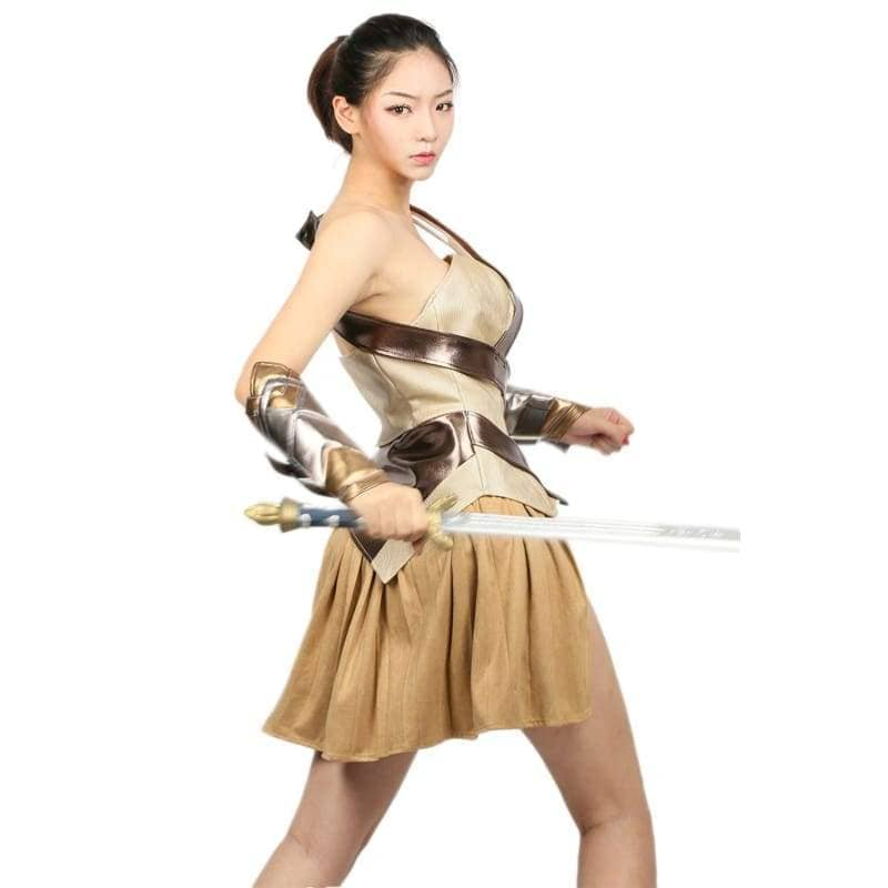 Xcoser The Wonder Woman Cosplay Costume CostumesS- Xcoser International Costume Ltd.