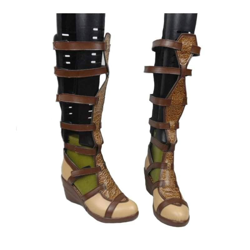 Xcoser Wonder Woman Cosplay Boots - 2