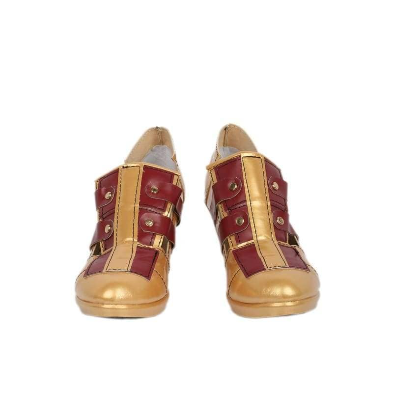 Xcoser Wonder Woman PU Leather Boots Cosplay Boots New Version Sale BootsCustom Made- Xcoser International Costume Ltd.