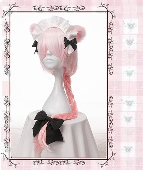 Xcoser Fate Astolfo Maid Uniform Cosplay Costume