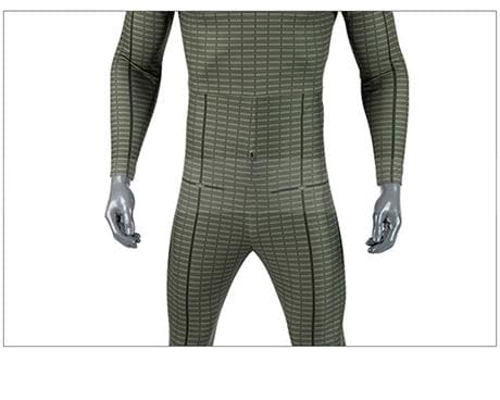 Xcoser Spider-ManFar From Home Mysterio Cosplay Jumpsuit Costume