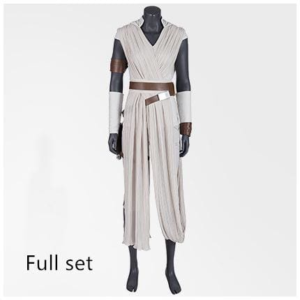 Xcoser Star Wars: The Rise of Skywalker Rey Cosplay Costume