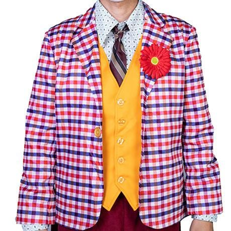 Xcoser Joker 2019 Arthur Fleck Clown Cosplay Costume