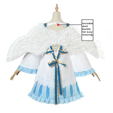 Xcoser The Rising of the Shield Hero Filo Cosplay Dress Costume