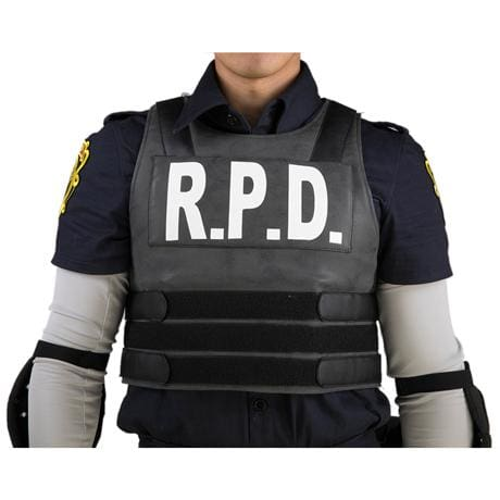 XCOSER BioHazard RE2 Leon Full Set Cosplay Costume