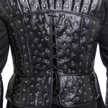Xcoser The Witcher Geralt Cosplay Costume
