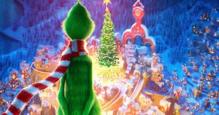The Grinch 2018 Whoville