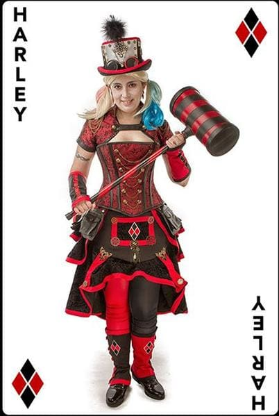 Steampunk Harleys Cosplay Story Essay Competition