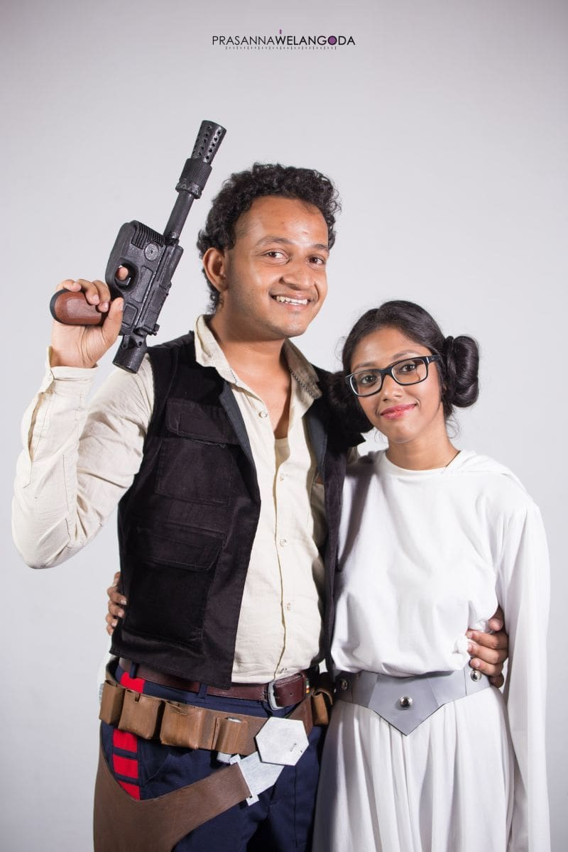 The Best Cosplay From Sri Lankas Comic Con