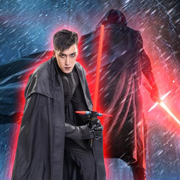 The Ruler Of The First Order The Lord Of Darkness Kylo Ren