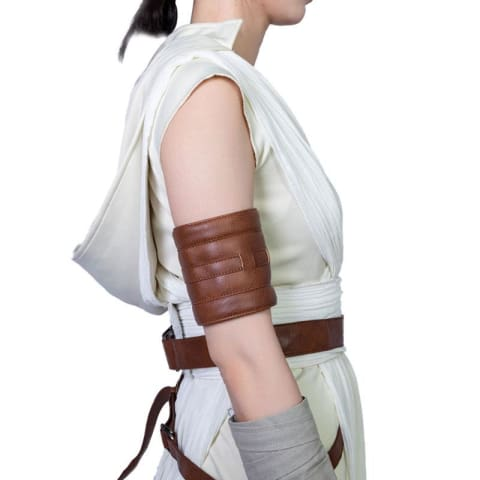 Xcoser Star Wars 9 : The Rise of Skywalker 2019 Rey Cosplay Costume
