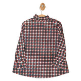 All Over Checked shirt - Occasion Kids