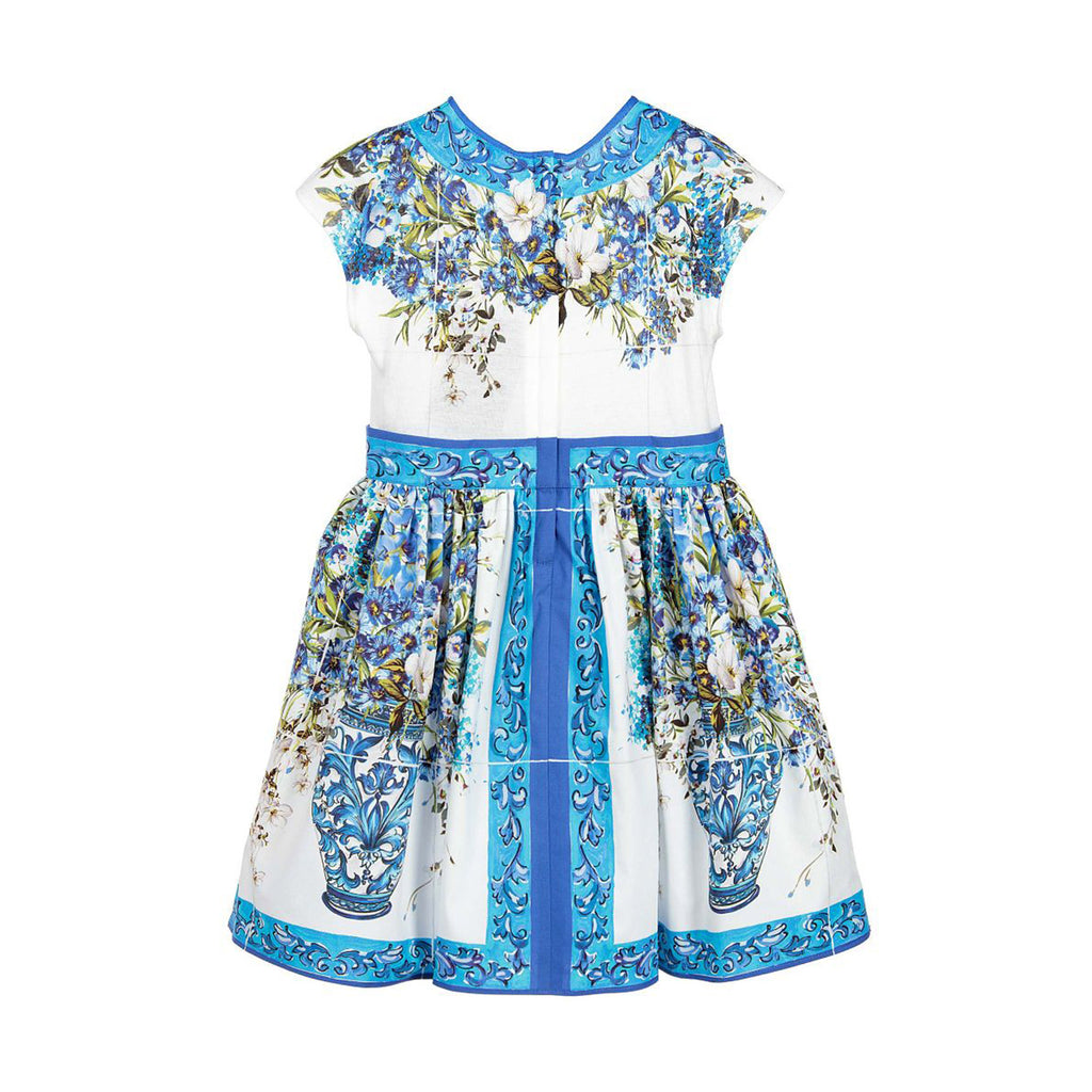 7ab0ea73580a Girls 'Vaso Fiori' Dress – Occasion Kids