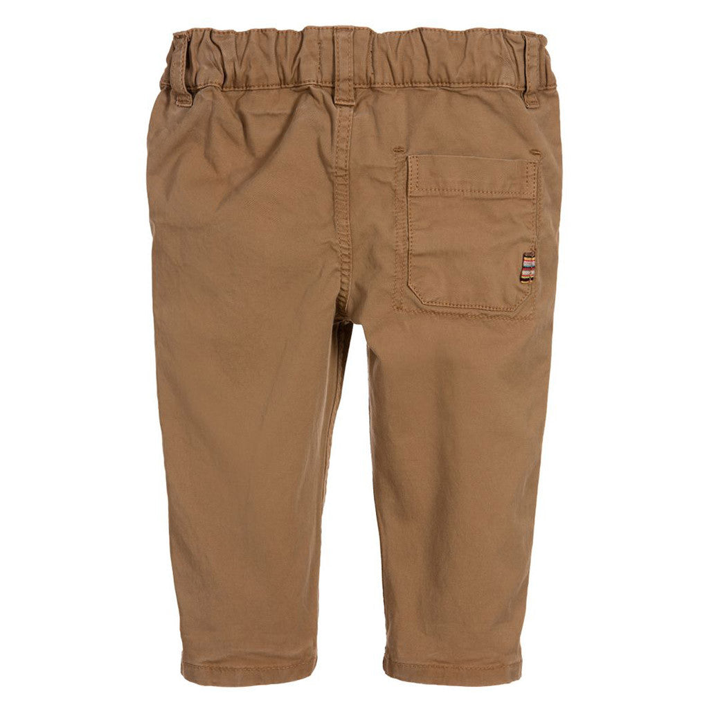 Baby Boys Beige Trousers